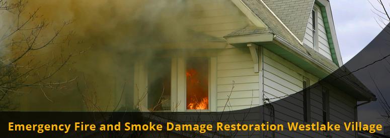 Emergency Fire and Smoke Damage Westlake Village CA